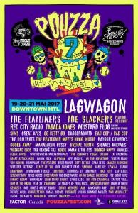 Pouzza Fest Poster